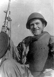 Панцирный пехотинец, СН-42
